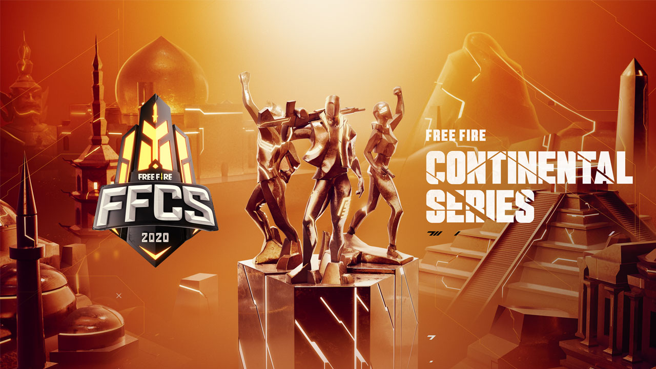 Respect Through Conquest - 2020 Free Fire Continental Series Teaser