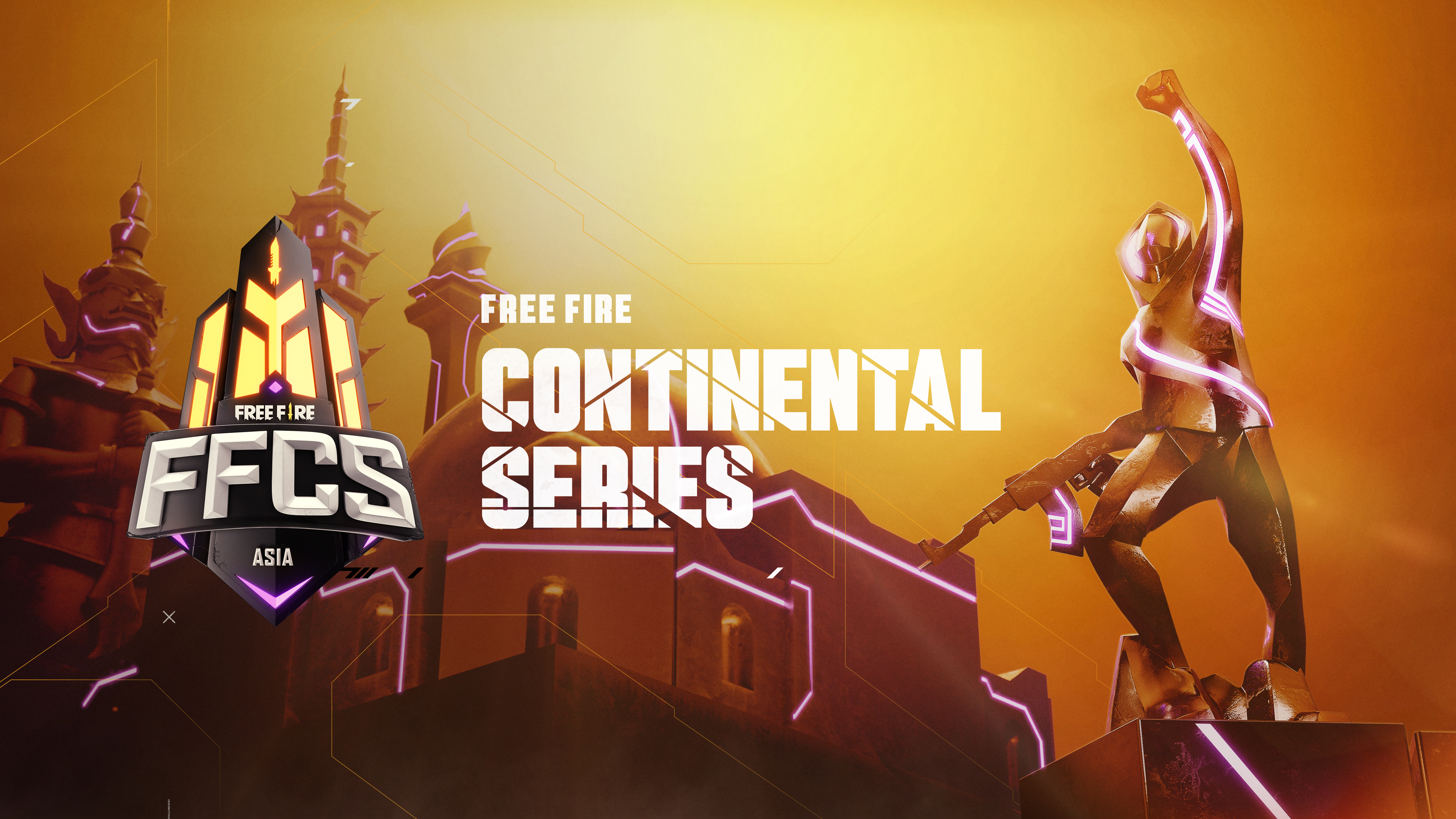 Free Fire Continental Series - Asia   Grand Finals