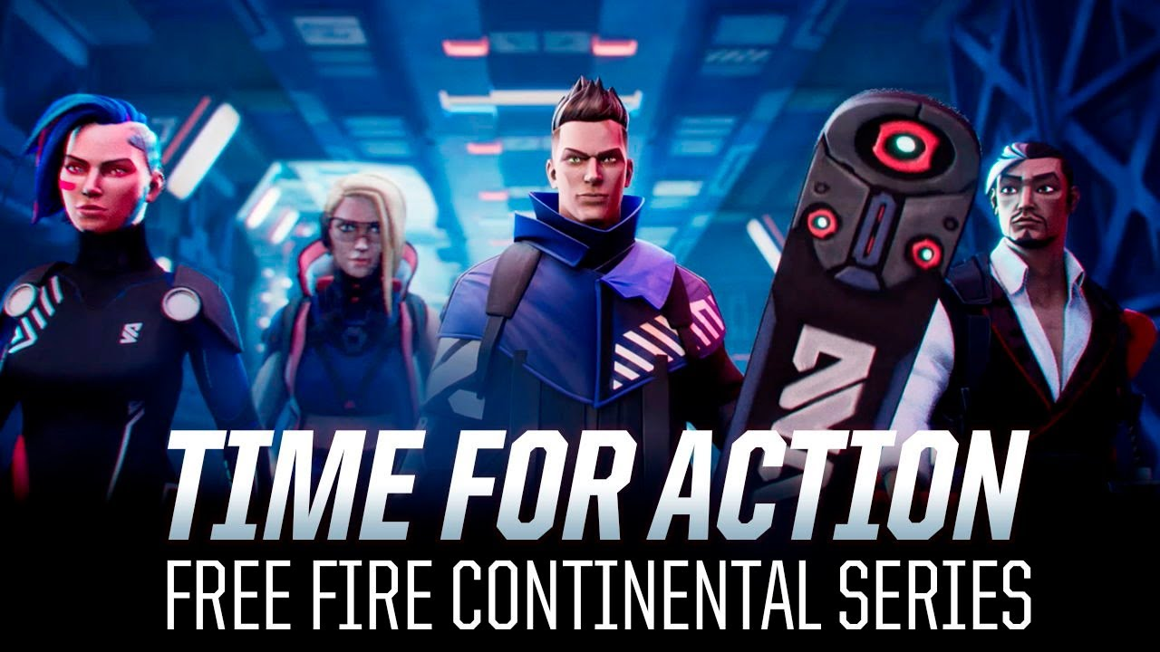 Time For Action(feat. 2WEI, LoOf, Erin G. Anderson & Marvin Brooks)   Free Fire  Continental Series