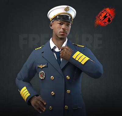 Garena Free Fire Andrew