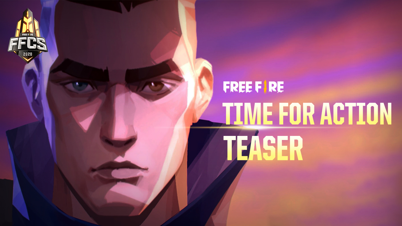 FFCS Time For Action Teaser Free Fire Official E-sports