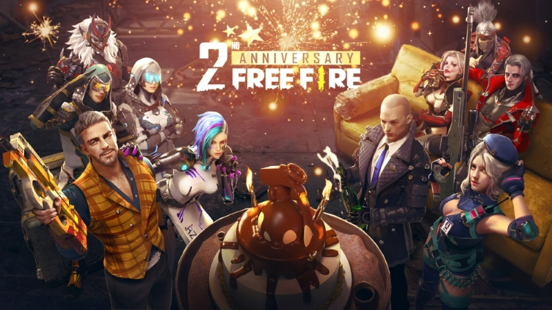 Free Fire - Join Free Fire Rampage Day
