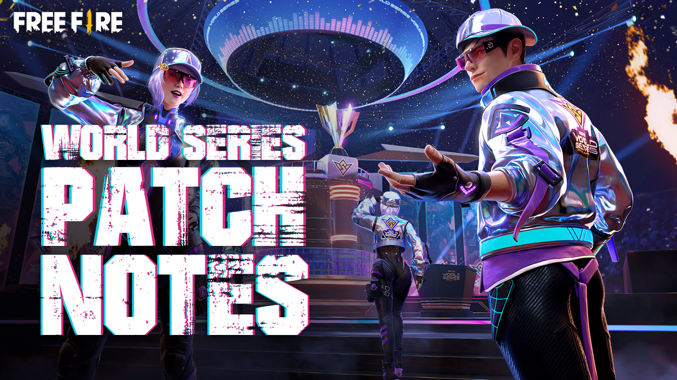 PATCH NOTE: WORLD SERIES