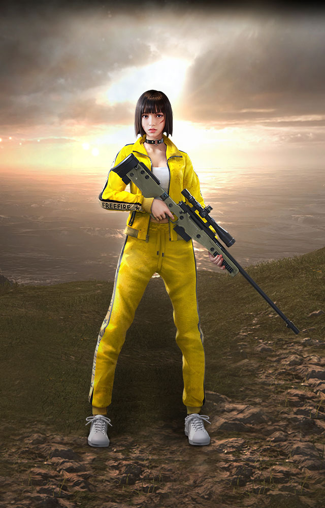 Garena Free Fire Kelly