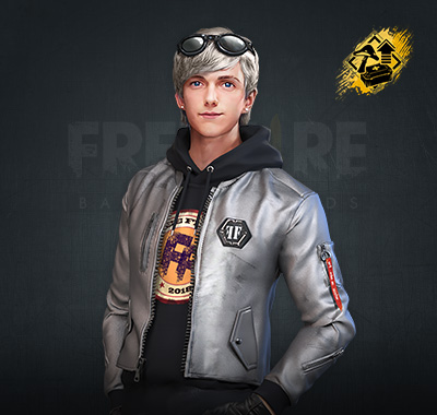 Garena Free Fire - CHARACTER