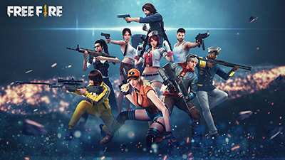 Garena Free Fire Wallpapers
