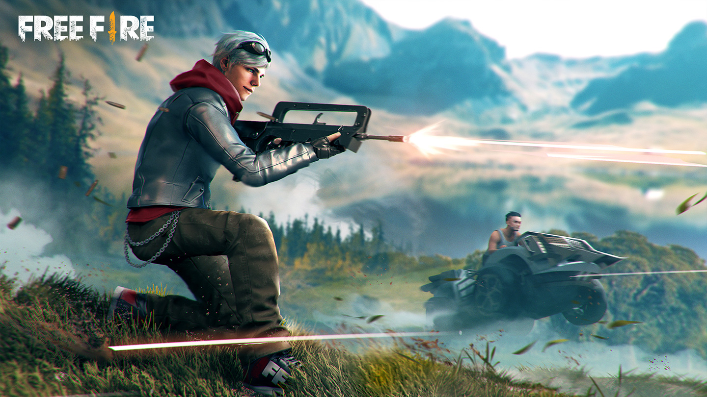 Garena Free Fire Latest HD Wallpapers 2019
